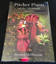 B45 Pitcher plants of the Old World vol 2 Hardback